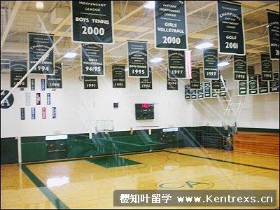 学校室内体育馆