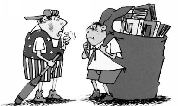 美国高中留学,解读中美教育差异