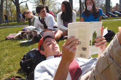 美国高中校园生活之课外活动